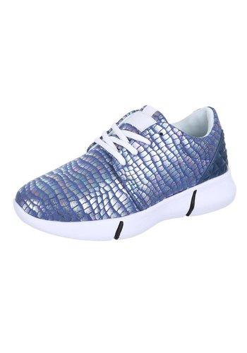 Neckermann Baskets pour Femmes- bleu
