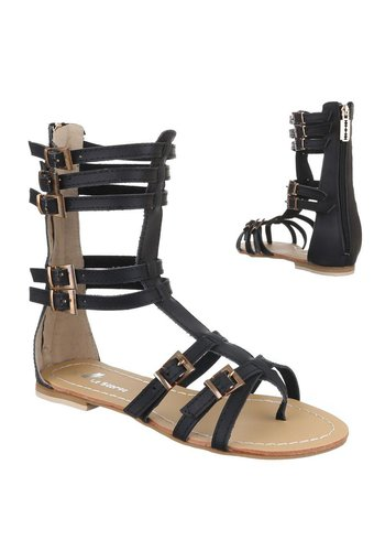 Neckermann Dames Sandalen Zwart