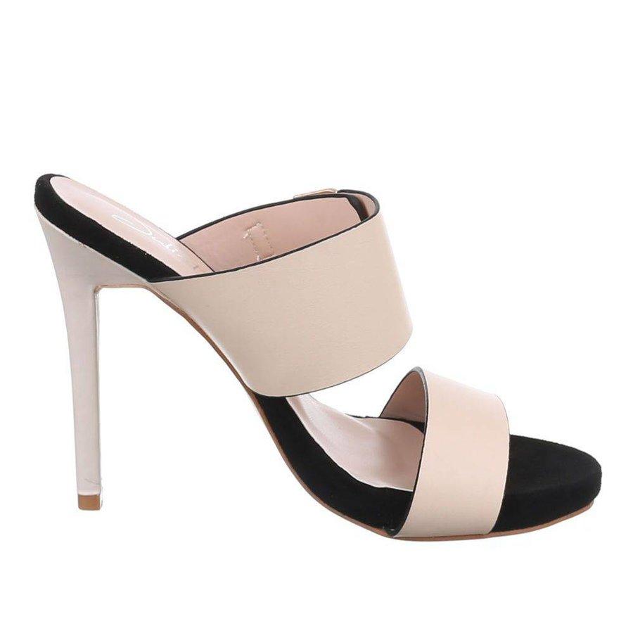 Damen High Heels - Rosa