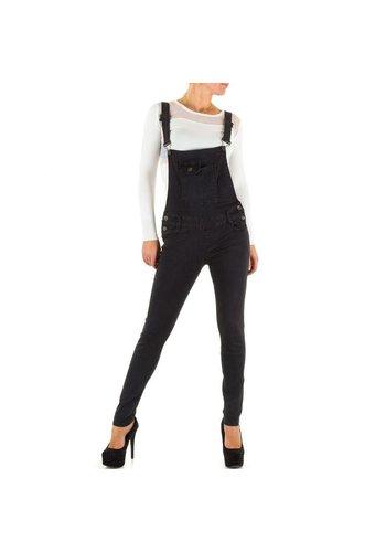 MISS BONN Jeans pour femmes de Miss Bonn - gris foncé