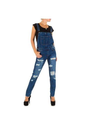 Laulia Damen Jeans von Laulia - blue