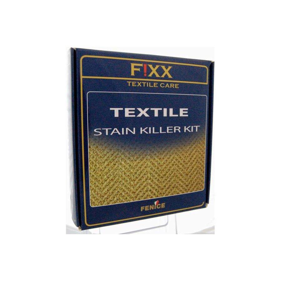 Textile cleaner set