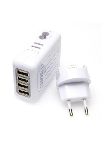 Neckermann USB Reisoplader
