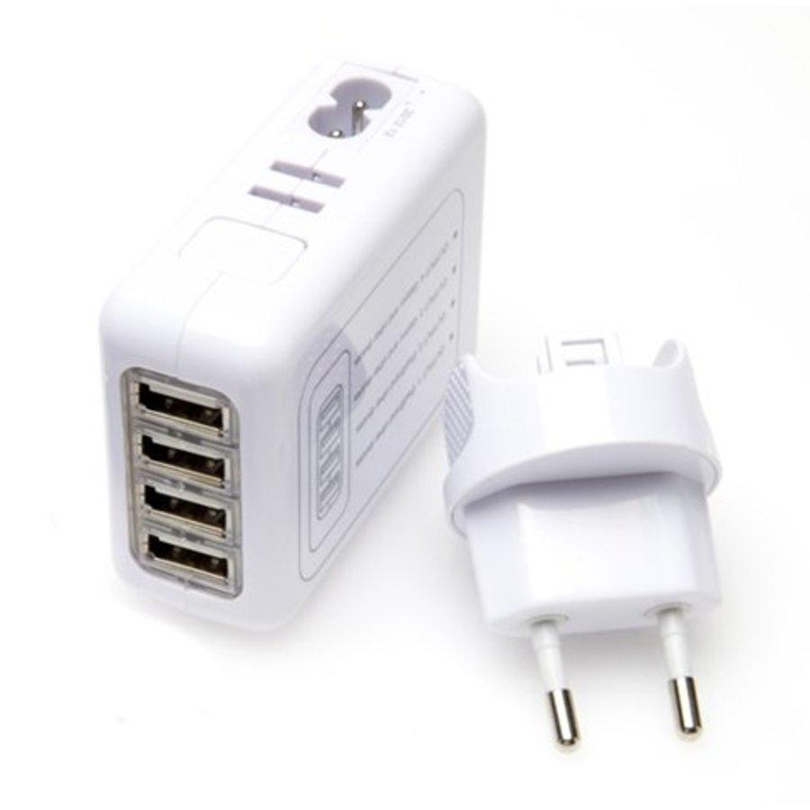 USB-Reiseladegerät
