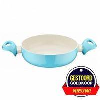 Mini-braadpan - keramische coating - 18, 20 en 22 cm