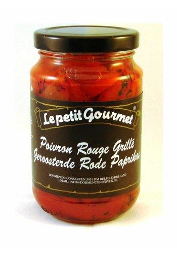 Le petit Gourmet Geroosterde rode paprikas 370ml