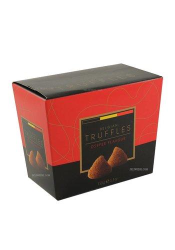 Neckermann Belgische truffels koffiesmaak 150g