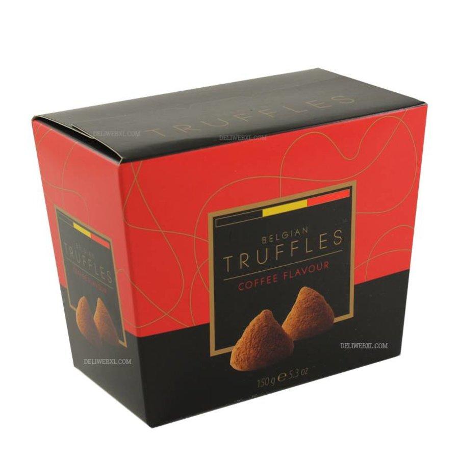 Belgischer Trüffel Kaffeegeschmack 150g