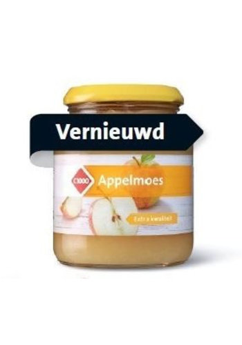 Neckermann Appelmoes pot 360 g