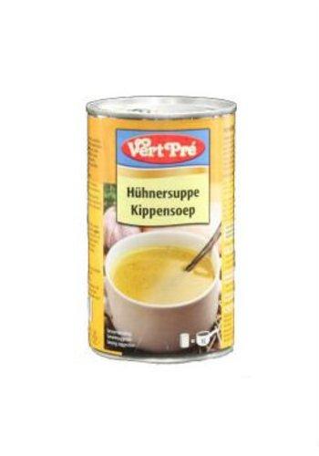 Vert Pré Kippensoep in blik 520 ml