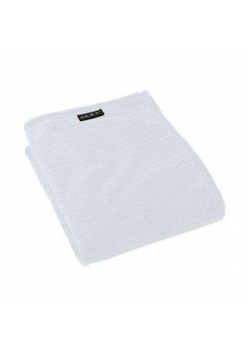 Zest Fleeceplaid 100% polyester wit