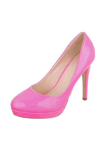 SMALL SWAN Dames High Heels - roze