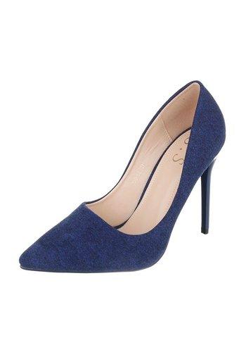 S.S Damen High Heels - blue