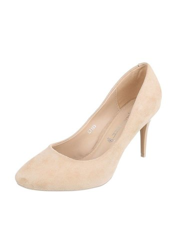 LEMONTREE Damen High Heels - beige