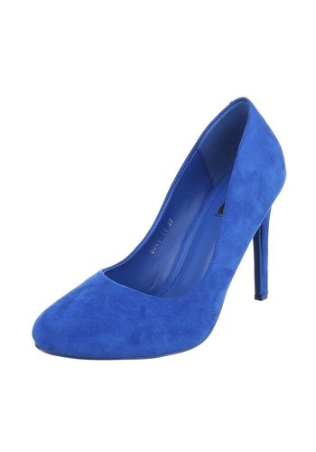 Neckermann Dames Pumps - blauw