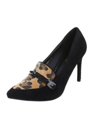 Neckermann Damen High Heels - leopard