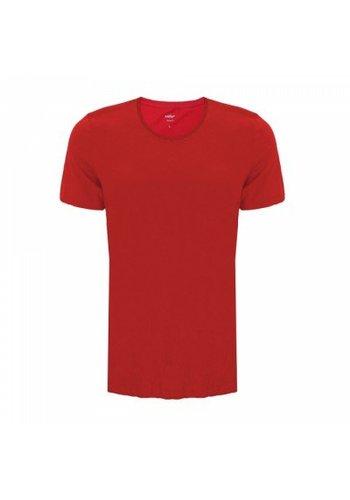 Celio T-shirt rood-oranje