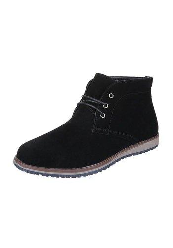 Neckermann Heren casual boot - zwart