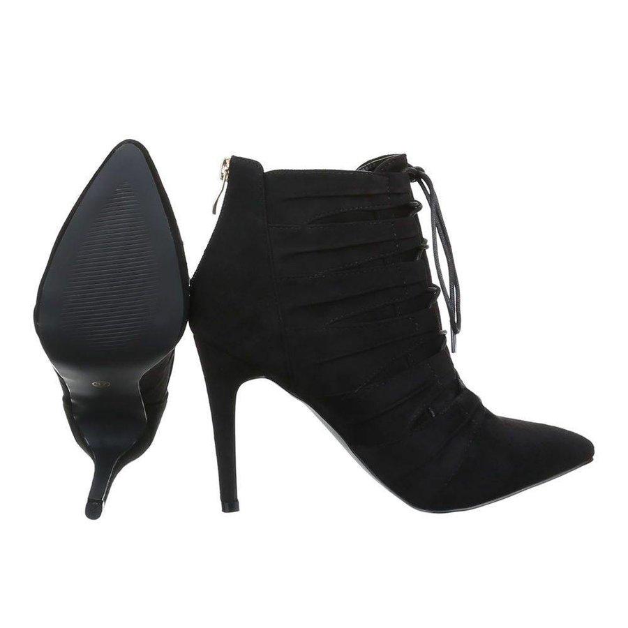 Damen Stiefeletten - black