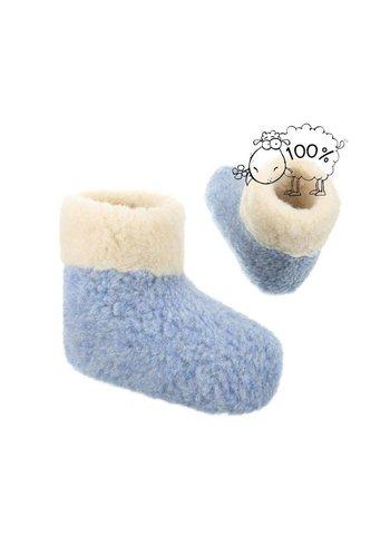 Neckermann Dames pantoffels Blauw
