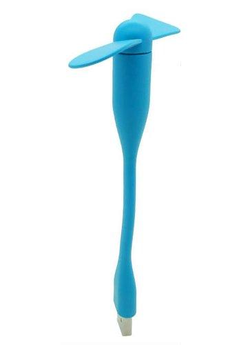 Neckermann USB-Mini-Lüfter blau
