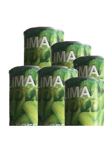 Neckermann Asperges vertes  coupés 411 grammes (pour 6 boîtes)