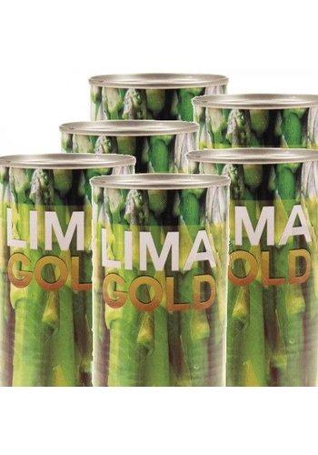 Neckermann Groene asperges 425 gram in blik: 6 blikken