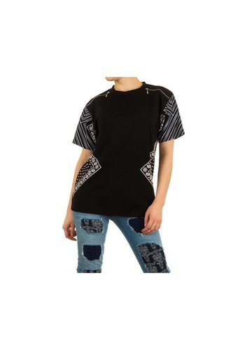 JULIE BY JCL Damen Shirts von Julie By Jcl - black