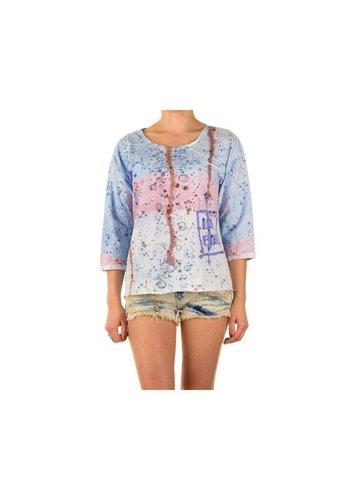 Neckermann Damen Shirt Gr. one size - pink