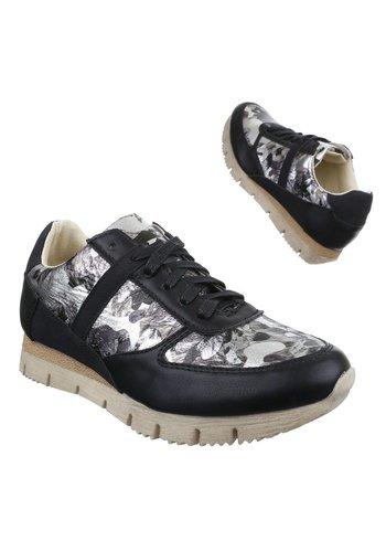 Neckermann Dames sneaker - zwart