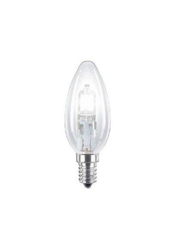 Sigalux Lampe halogène à économie d'énergie E14 B35 18W