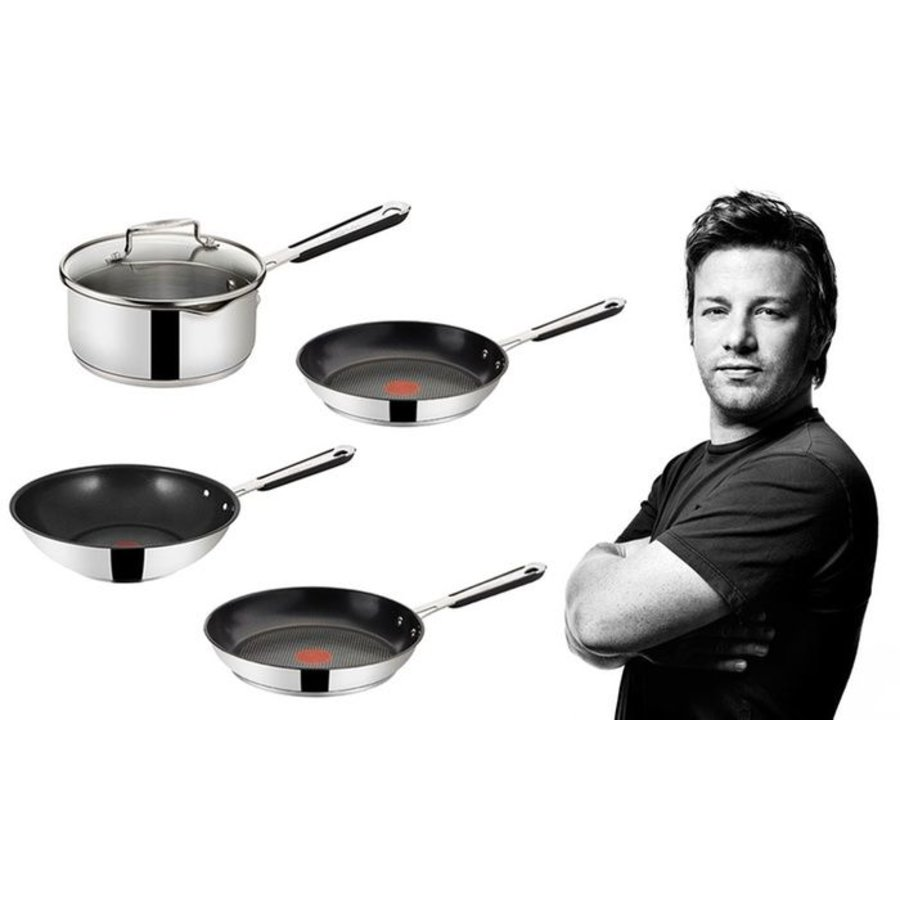 Wokpan Jamie Oliver 28 cm