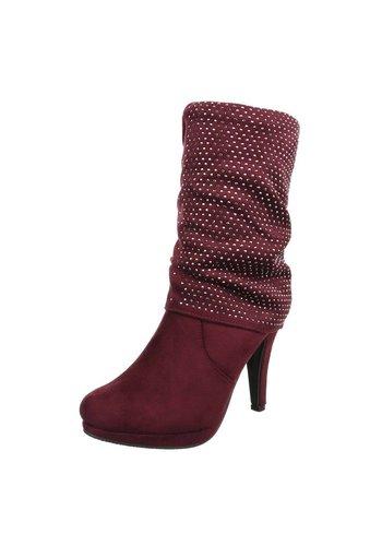 Neckermann Damen Stiefel - red