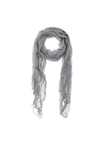 Neckermann Dames Sjaal one size - Grijs