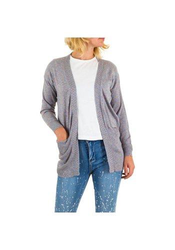 Panacher Damen Strickjacke von Panacher - grey