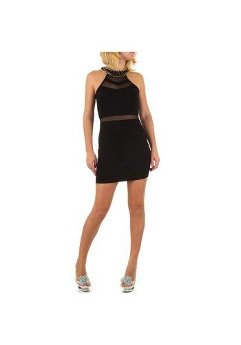 EMMA&ASHLEY DESIGN Dames jurk van Emma&Ashley Design - Zwart