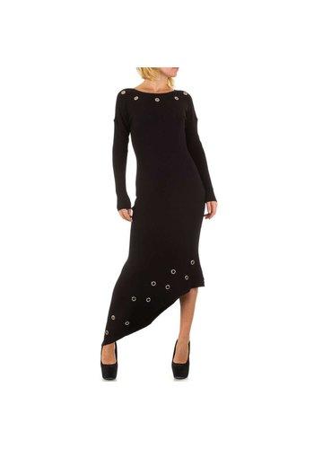 MOEWY Damen Kleid von Moewy Gr. one size - black
