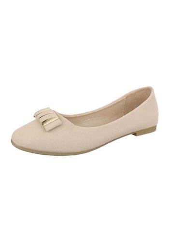 Neckermann Dames Ballerina's - beige