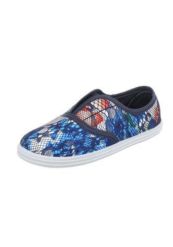 Neckermann Kinder - Sneaker Navy Blauw
