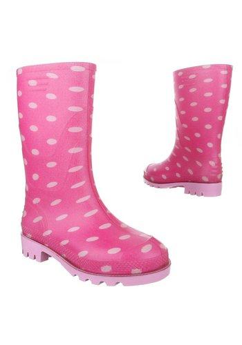 Neckermann Kinder Regenlaars - roze