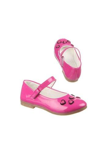 SHERRY Kinder Ballerinas  - peach