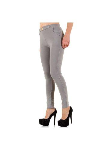 Best Fashion Pantalon de dames de Best Fashion - gris