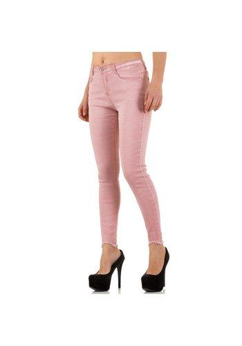 GOLDENIM Damen Jeans von Goldenim - rose
