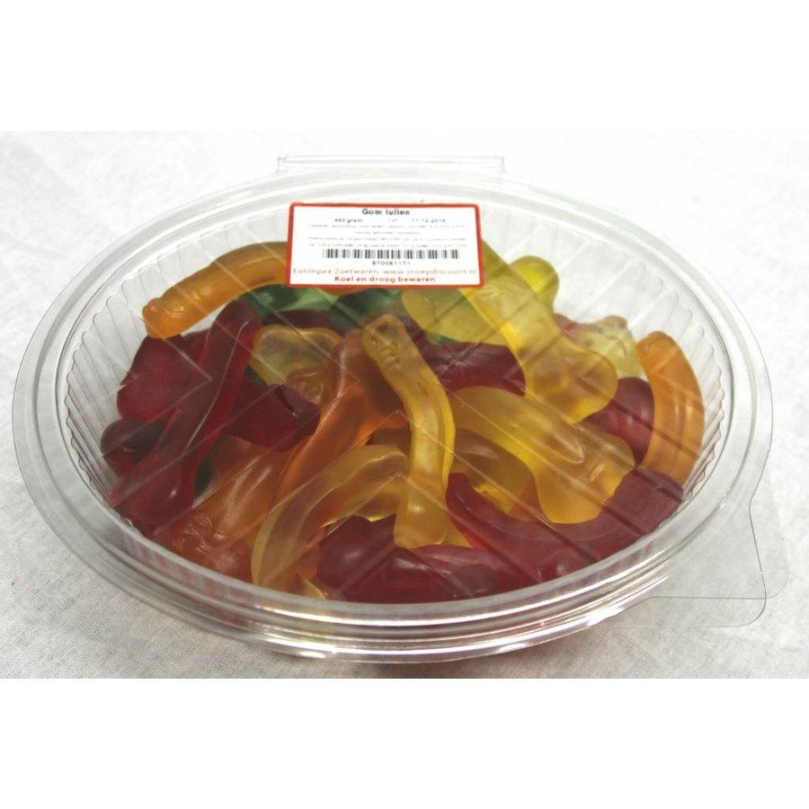 Gummi Schwänze 450 Gramm