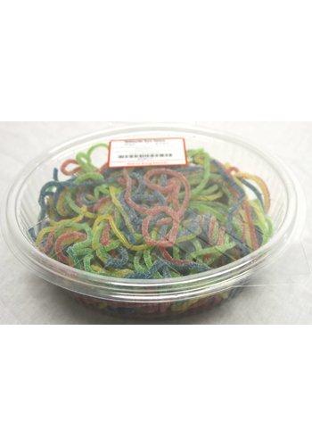 Neckermann Lacets acides colorés 400 grammes