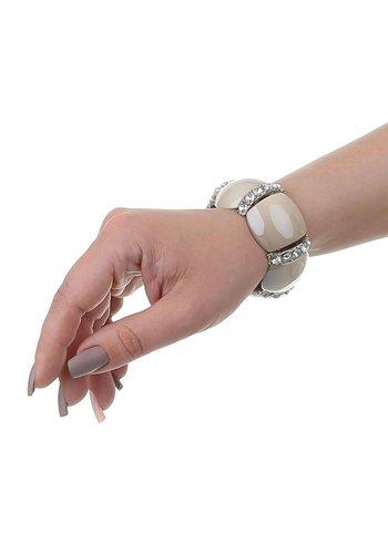 Neckermann Damen Armband - beige
