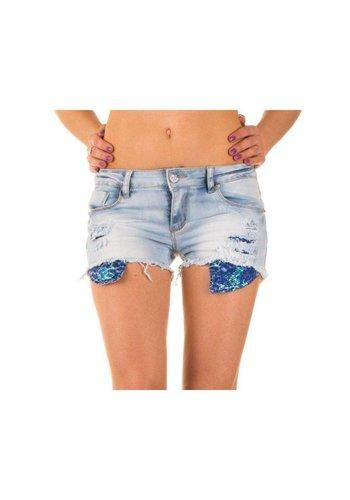 Neckermann Damen Shorts von Simply Chic - L.blue