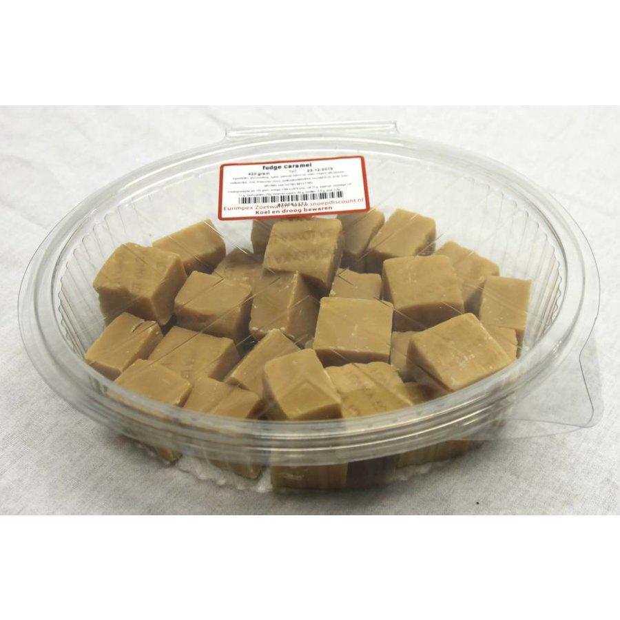 Fudge Karamell 420 Gramm