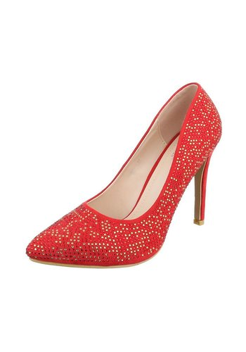 Neckermann Dames Pumps - rood