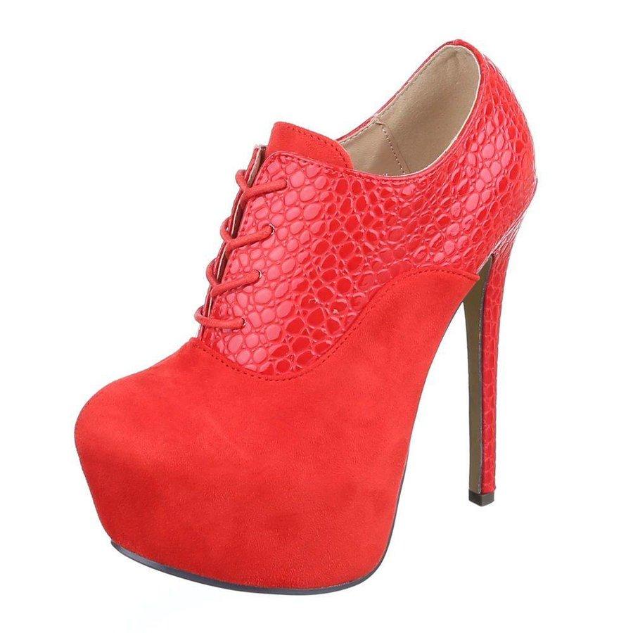 Damen Stiletto - rot